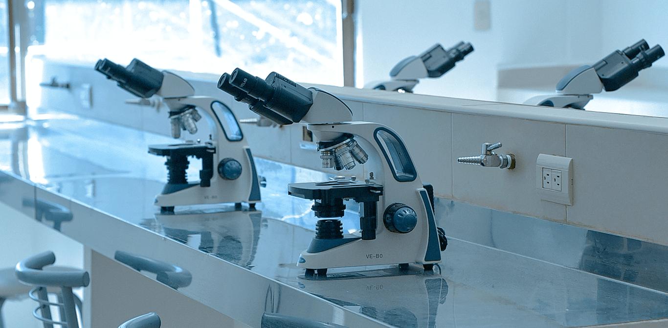 Universidad ION - Laboratorio de microbiología